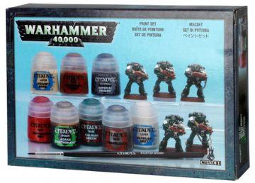 Warhammer 40,000 Paint Set